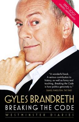 Breaking the Code by Gyles Brandreth