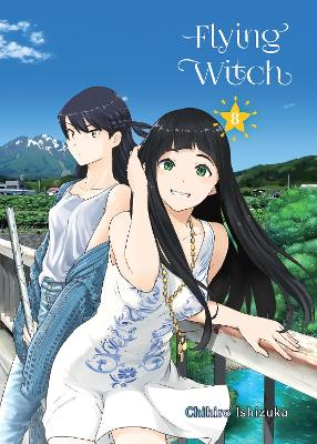 Flying Witch 8 book