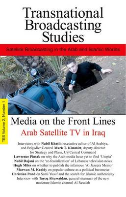 Media on the Front Lines book
