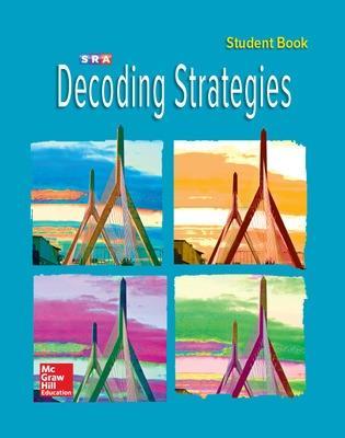 Corrective Reading Decoding Level B1, Student Book book