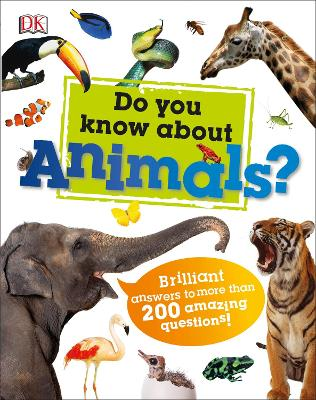 Do You Know About Animals? book
