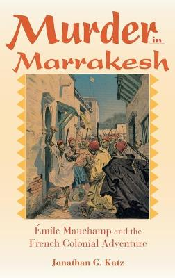 Murder in Marrakesh book