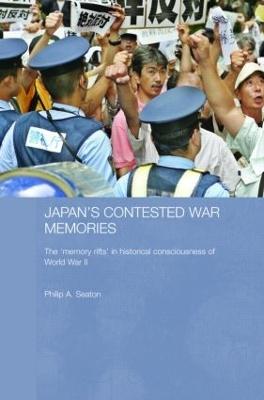 Japan's Contested War Memories book