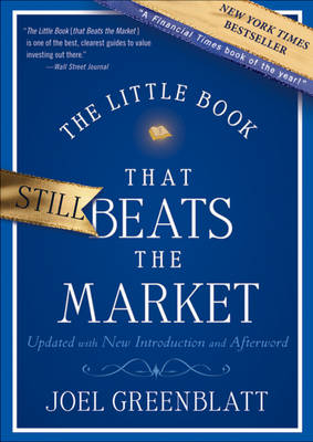 Little Book That Still Beats the Market by Andrew Tobias
