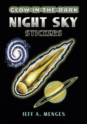 Glow-In-The-Dark Night Sky Stickers by Jeff A Menges