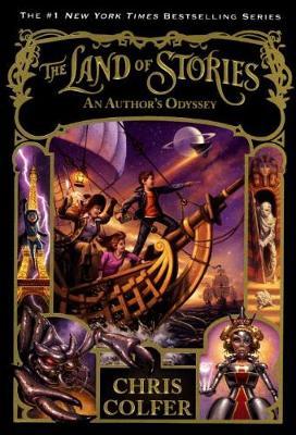 Author's Odyssey by Chris Colfer