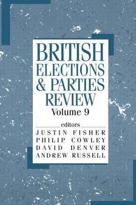British Elections & Parties Review  Volume 9 by Philip Cowley