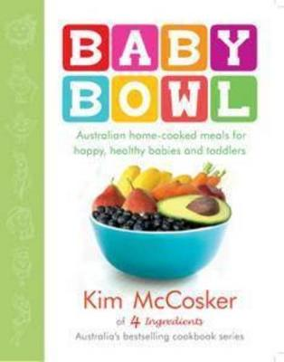 Baby Bowl by Kim McCosker