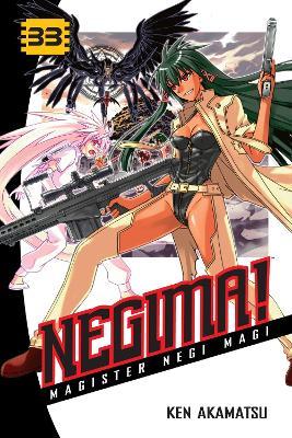 Negima! 33 book