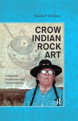 Crow Indian Rock Art book