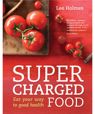 Supercharged Food book