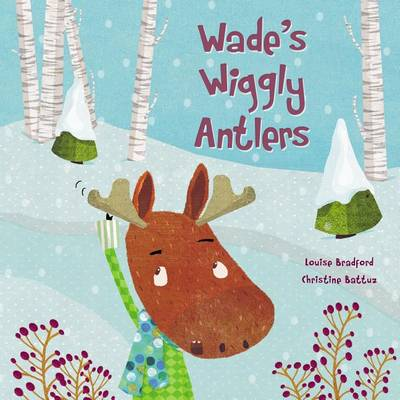 Wade's Wiggly Antlers book