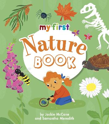 My First Nature Book by Samantha Meredith