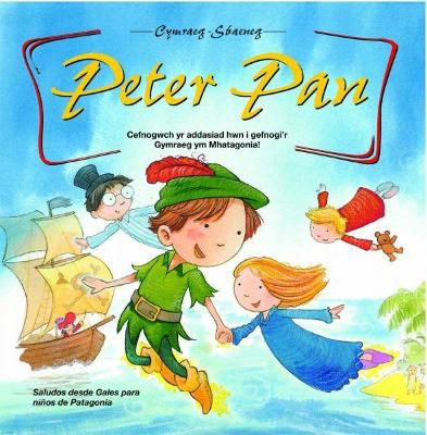 Cyfres Patagonia: 4. Peter Pan by Arianna Candell