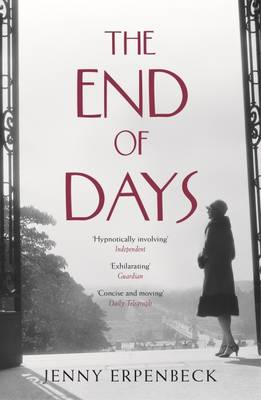 End of Days by Jenny Erpenbeck