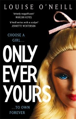 Only Ever Yours YA edition book