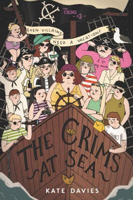 The Crims #3: The Crims at Sea book
