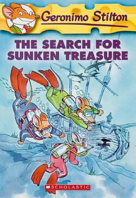 Search for Sunken Treasure book