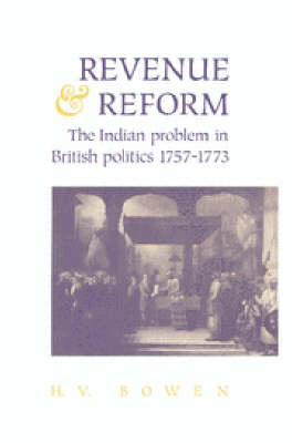 Revenue and Reform by H. V. Bowen