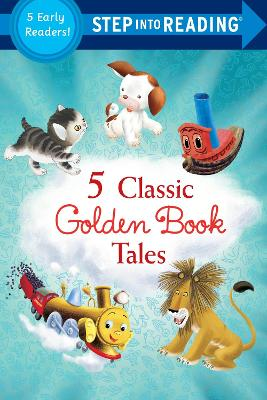 Five Classic Golden Book Tales by Random House
