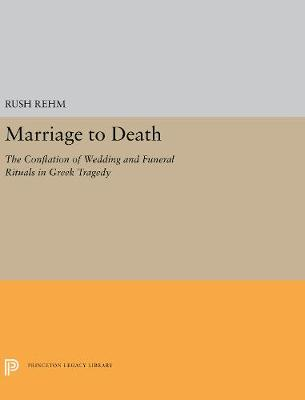 Marriage to Death book