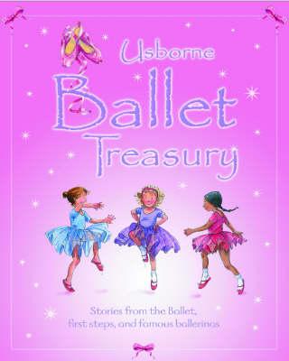 The Usborne Ballet Treasury by Susannah Davidson