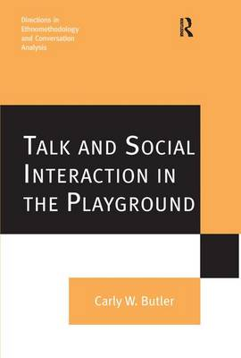 Talk and Social Interaction in the Playground book