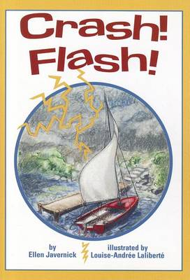 Crash! Flash! by Ellen Javernick
