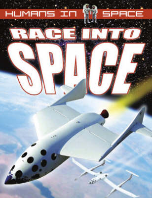 Race Into Space by Mat Irvine