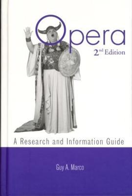 Opera book