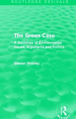 The Green Case by Steven Yearley