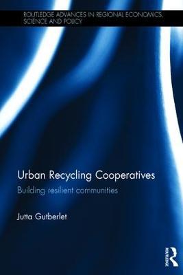 Urban Recycling Cooperatives by Jutta Gutberlet