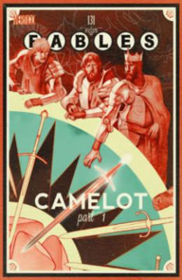 Fables Volume 20: Camelot TP book