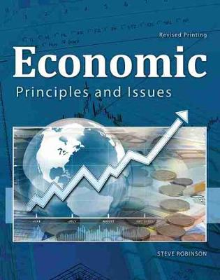 Economic Principles and Issues by Ned Stephen Robinson