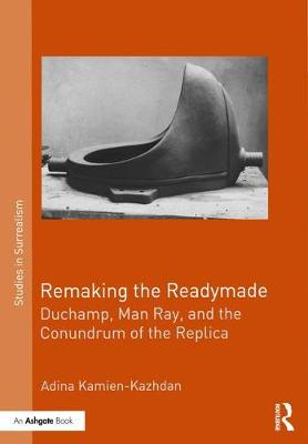 Remaking the Readymade book
