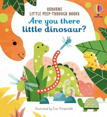 Are You There Little Dinosaur? book