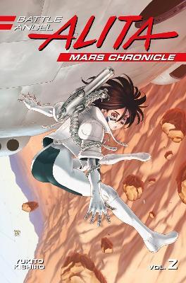 Battle Angel Alita Mars Chronicle 2 book