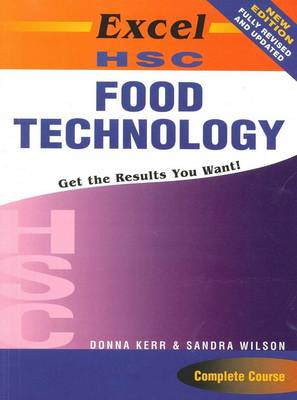 Excel HSC Food Technology by Donna Kerr