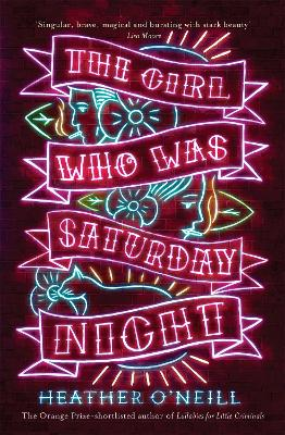 Girl Who Was Saturday Night book