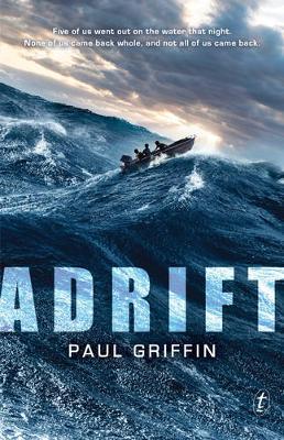 Adrift book