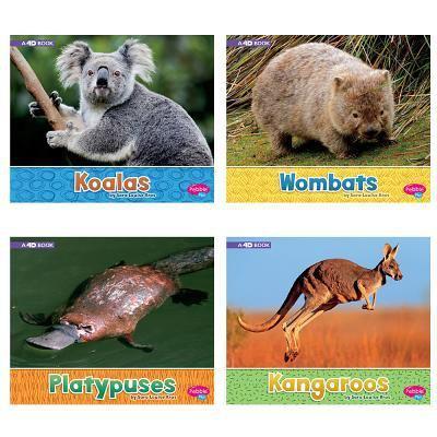 Australian Animals by Sara Louise Kras