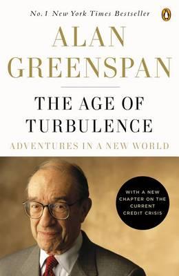 The Age of Turbulence by Alan Greenspan