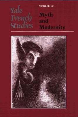 Yale French Studies, Number 111 by Dan Edelstein
