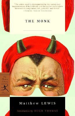 Mod Lib The Monk by Matthew Lewis