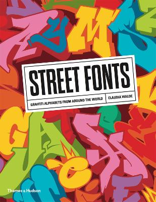 Street Fonts by Claudia  Walde