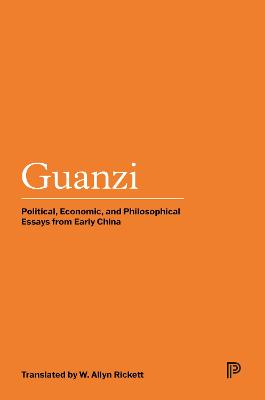 Guanzi book