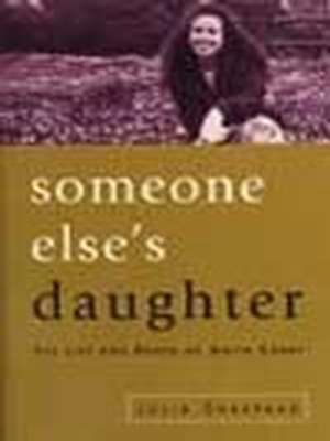 Someone Else's Daughter by Julia Sheppard