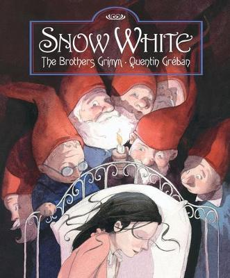 Snow White by Jacob Grimm