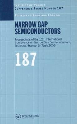 Narrow Gap Semiconductors by Junichiro Kono