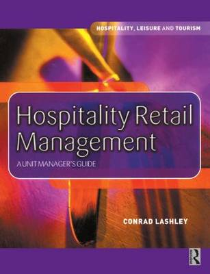 Hospitality Retail Management book